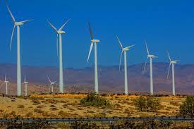 توان بادی Wind power