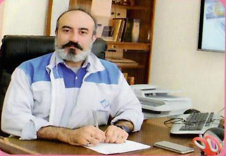 مسعود حبیبیانی؛ مدیر کارخانه سیمان دشتستان