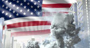 بیشترین افت انتشار گازهای گلخانه ای آمریکا بعد از جنگ جهانی دوم در زمان پاندمیک کرونا
