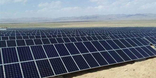 راهاندازی 145 نیروگاه خورشیدی در خراسان جنوبی از ابتدای سال تاکنون