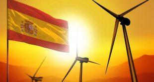 تقویت 1.7 گیگاواتی ظرفیت انرژی بادی اسپانیا در سال 2020