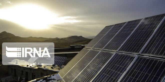 نیروگاههای خورشیدی راهی برای کاهش آلودگی هوا