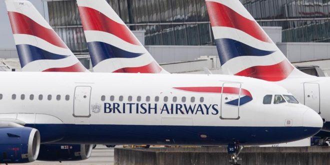 بریتیش ایرویز دومین آلاینده هواپیمایی در اروپا