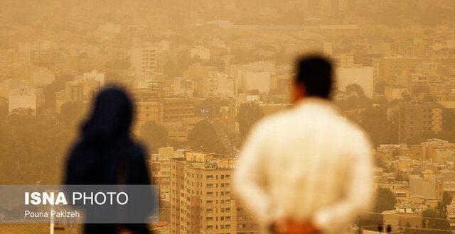 تاثیر آلودگی هوا بر مرگومیر بیماران قلبی و تنفسی