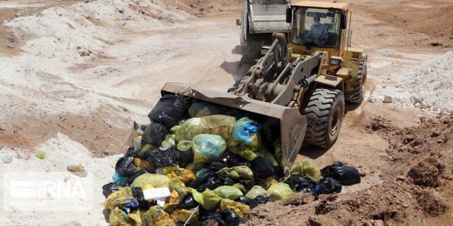 مراکز دفن زباله در کشور کاهش یافت