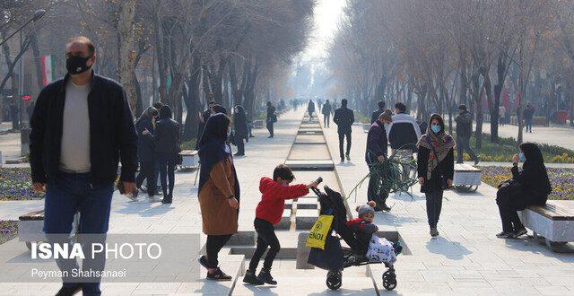تاثیر مثبت بهبود کیفیت هوا بر کاهش اثرات همهگیری کرونا