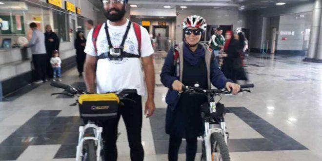 حدود ۸ هزار شهروندان تهرانی از طرح ترکیبی مترو و دوچرخه استفاده کردند