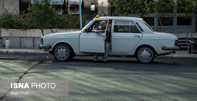 جای خالی توجه به قانون هوای پاک در ترخیص خودروهای رسوبی