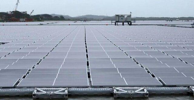 یکی از بزرگترین مزارع خورشیدی جهان رونمایی شد