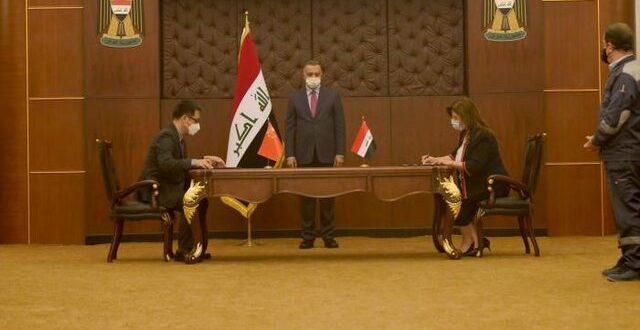 کمک چینیها برای توسعه نیروی خورشیدی عراق