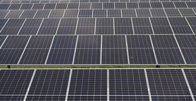 تولید نیروی خورشیدی در اروپا رکورد زد