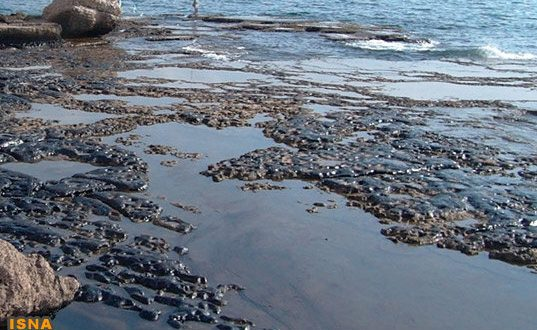 مهار آلودگی نفتی در اروندرود پس از ۴ روز