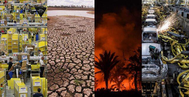 تاثیر تغییرات آبوهوایی بر قیمت موادغذایی