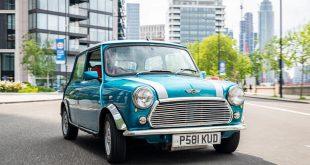 استارتاپی که خودروهای کلاسیک بنزینی را برقی میکند