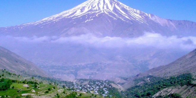 برداشت معدنی در قله دماوند برای همیشه تعطیل شده است