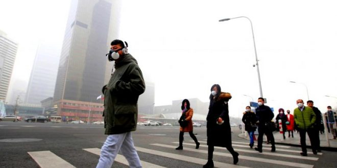 صلح سبز: زیرساخت های جدید چین به شدت انرژی بر هستند