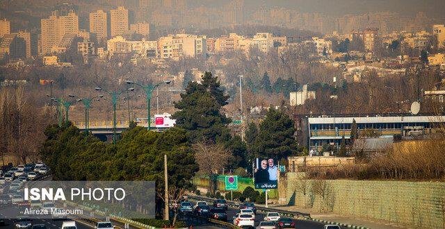 سهم بالای منابع خانگی پایتخت در انتشار دیاکسید کربن