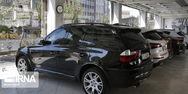 خودروهای وارداتی باید از استانداردهای ۸۵ گانه برخوردار باشند